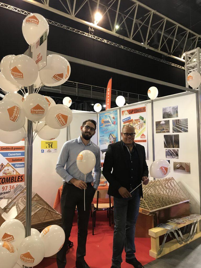 Cap'Combles à la Foire Expo de Douai